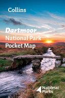 Dartmoor National Park Pocket Map
