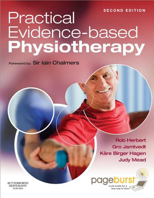 Practical Evidence Based Physiotherapy   E Book PDF