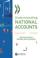 Understanding National Accounts Second Edition PDF