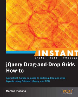 Instant Jquery Drag And Drop Grids How to