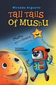 Tall Tails of Mushu Book