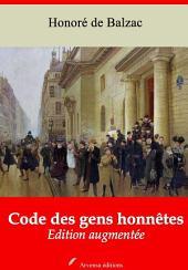 Code des gens honnetes: Nouvelle édition augmentée