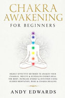 Chakra Awakening For Beginners PDF