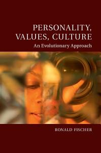 Personality  Values  Culture Book