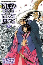 Nura: Rise of the Yokai Clan, Vol. 8: Echoes of the Past