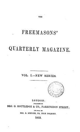 The Freemasons  Quarterly Magazine PDF