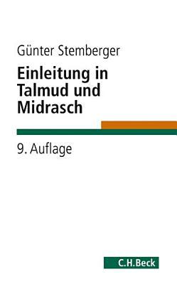 Einleitung in Talmud und Midrasch PDF