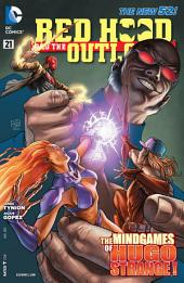 Red Hood and the Outlaws (2011-) #21
