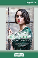 The Three Miss Allens (16pt Large Print Edition)