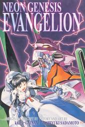 Neon Genesis Evangelion 3-in-1 Edition: Volume 1