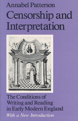 Censorship and Interpretation PDF