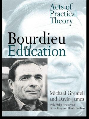 Bourdieu and Education