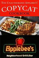 The Unauthorized Copycat Cookbook