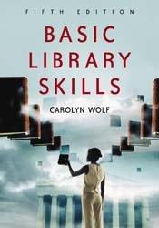 Basic Library Skills 5th Ed  Book PDF
