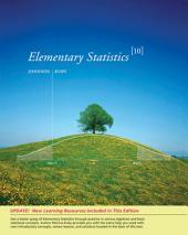 Elementary Statistics, Enhanced Review Edition: Edition 10