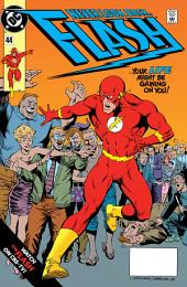 The Flash (1987-) #44