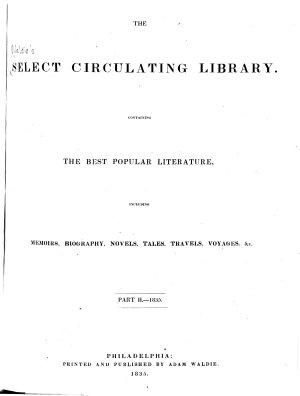Waldie s Select Circulating Library