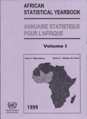 African Statistical Yearbook 1999: West Africa