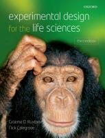 Experimental Design for the Life Sciences PDF