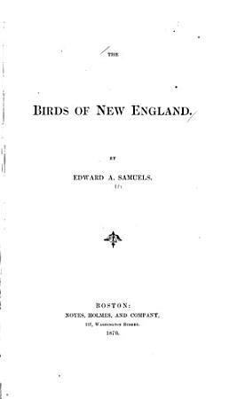 The Birds of New England PDF