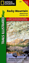 National Geographic Trails Illustrated Map Rocky Mountain National Park PDF