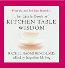 The Little Book of Kitchen Table Wisdom Book