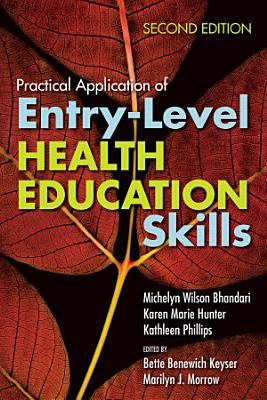 Practical Application of Entry Level Health Education Skills PDF