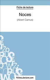 Noces: Analyse complète de l'œuvre