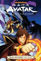Avatar  the Last Airbender Smoke and Shadow Part Three PDF
