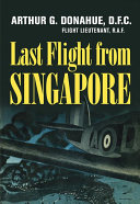 Last Flight from Singapore Book