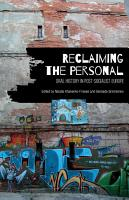 Reclaiming the Personal PDF