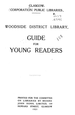 Guide for Young Readers