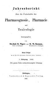 Jahresbericht der Pharmazie: Band 26