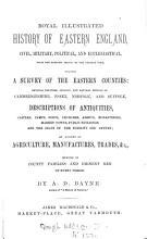 Royal Illustrated History of Eastern England PDF