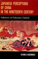 Japanese Perceptions of China in the Nineteenth Century PDF
