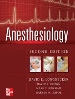 Anesthesiology  Second Edition PDF