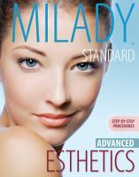 Milady s Standard Esthetics  Advanced Step by Step Procedures  Spiral bound Version PDF