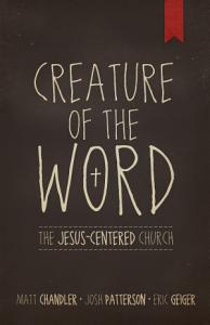 Creature of the Word Book