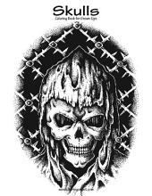 Skulls Coloring Book for Grown-Ups 1