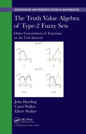 The Truth Value Algebra of Type-2 Fuzzy Sets: Order Convolutions of Functions on the Unit Interval