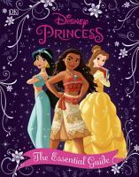 Disney Princess The Essential Guide New Edition PDF
