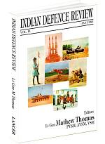 Indian Defence Review Jan-June 1986 (Vol 1.1)