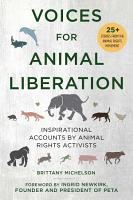 Voices for Animal Liberation PDF