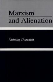Marxism and Alienation