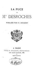 La puce de Mme Desroches