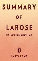 Summary of Larose