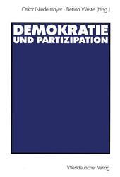 Demokratie und Partizipation: Festschrift für Max Kaase