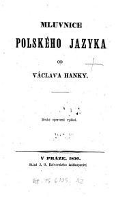 Mluvnice polského jazyka