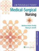Introductory Medicalsurgical Nursing  PDF