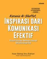 Karunia Al Shaffat  Inspirasi dari Komunikasi Efektif PDF